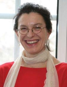 Photograph of Claudia Emerson, courtesy of Mary Washington University.
