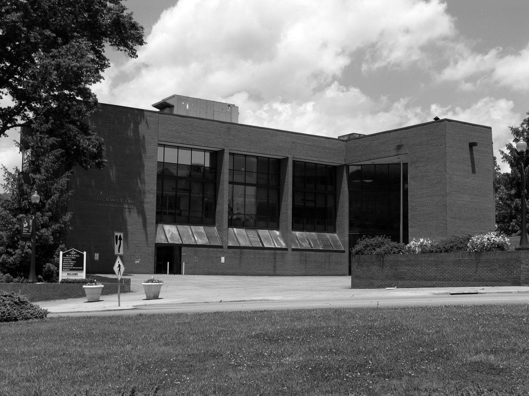 Blackwell Hall
