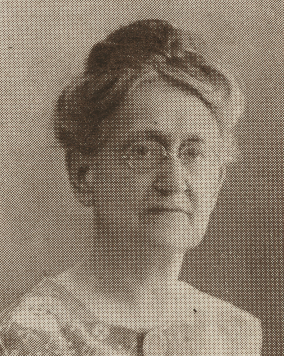 Photograph of Emily White Fleming, courtesy of the Library of Virginia.