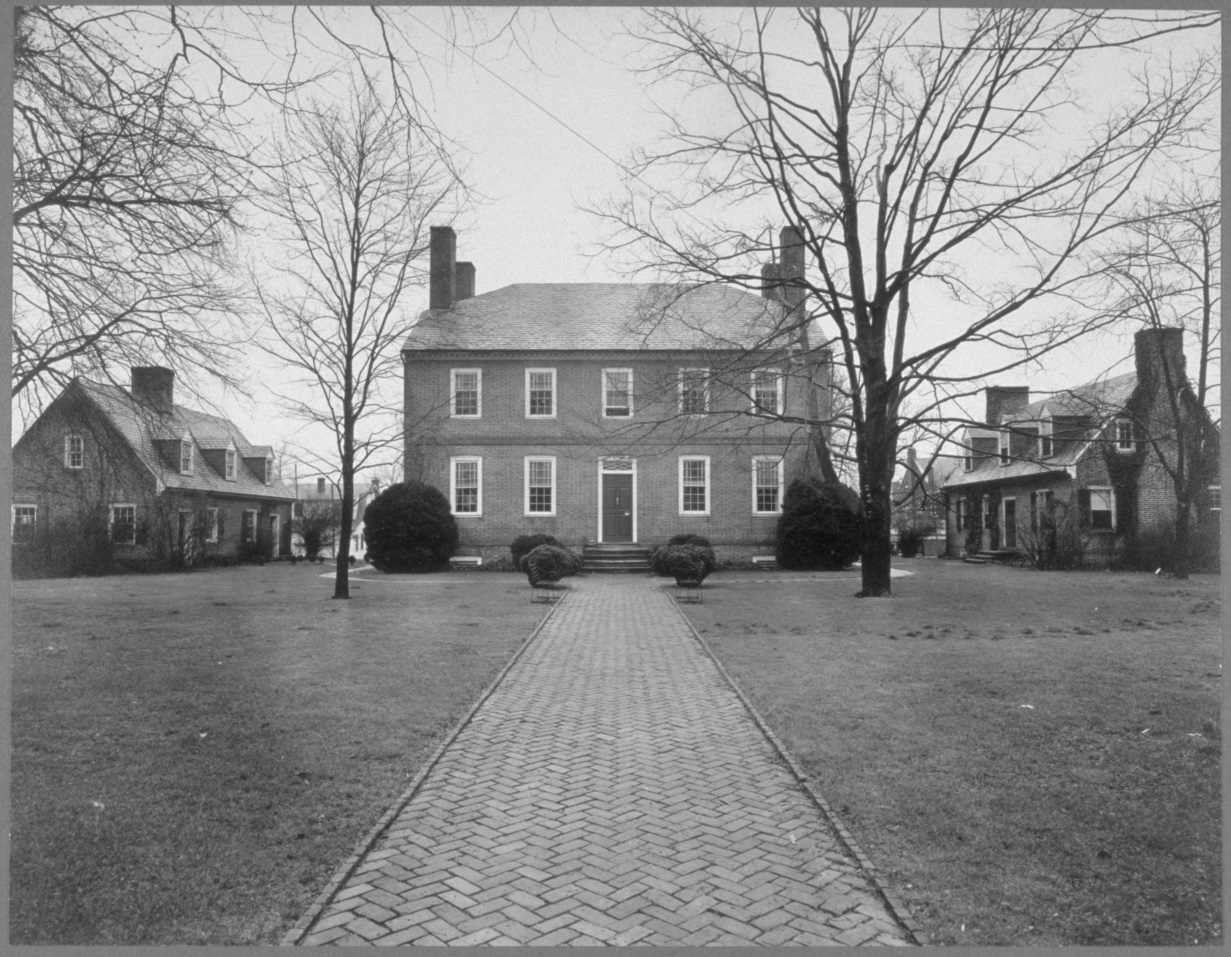 Front view of Kenmore (C1:1/05/01/011), 1939  World's Fair Commission Photograph Collection, Visual Studies Collection, Library of Virginia.