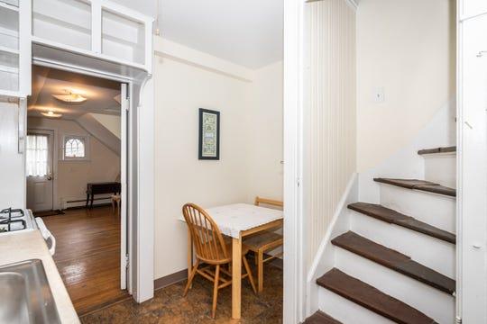 Skinny House Interior