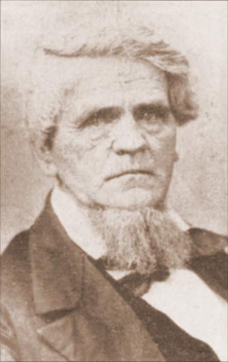 Undated photo of Ovid Butler