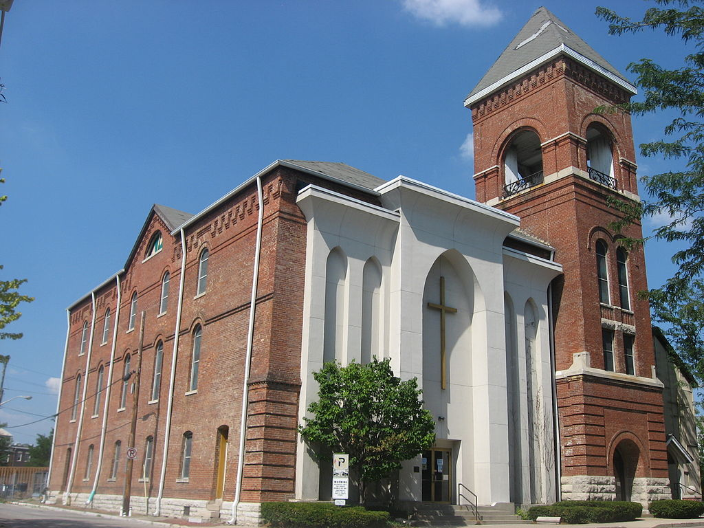 Bethel A.M.E as it appears today
