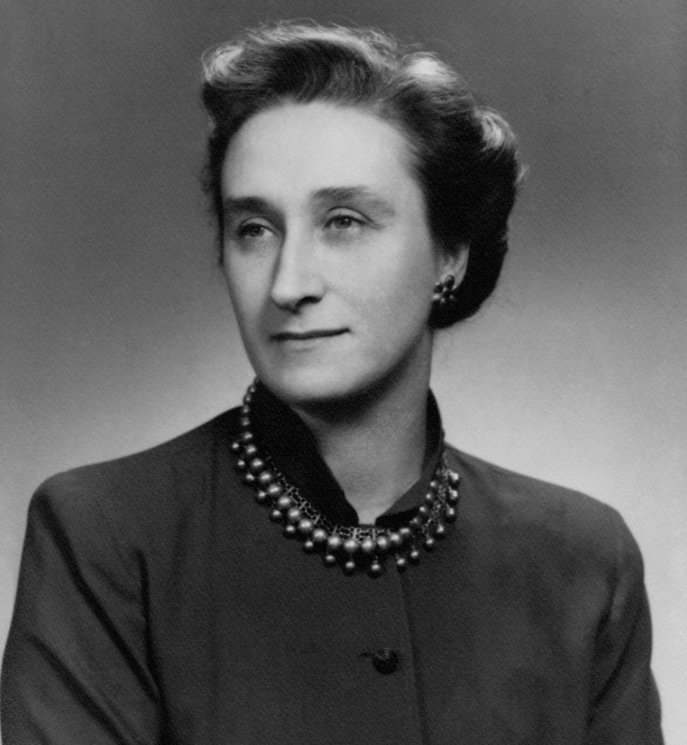Photograph of Elizabeth Nottingham Day, courtesy of Horace Talmage Day Jr.