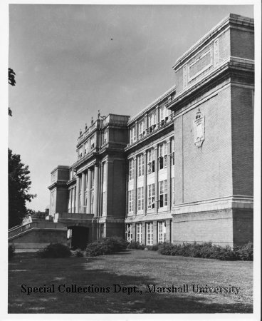 HHS pictured in 1959