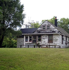 House on Rapp Road (Preservation League of New York State)