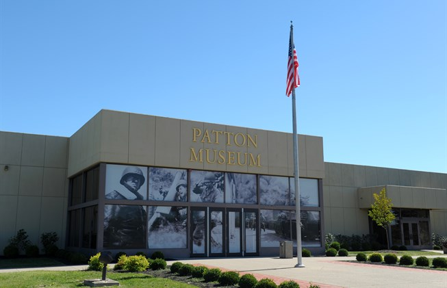 General George Patton Museum front picture