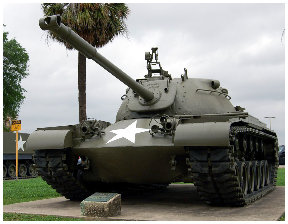 M 46 Patton Tank