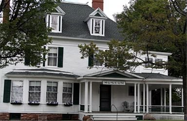The Parishville Museum was built in 1850 by Nathan Bartlett, who worked as a lawyer and enlisted in the army during the Civil War.