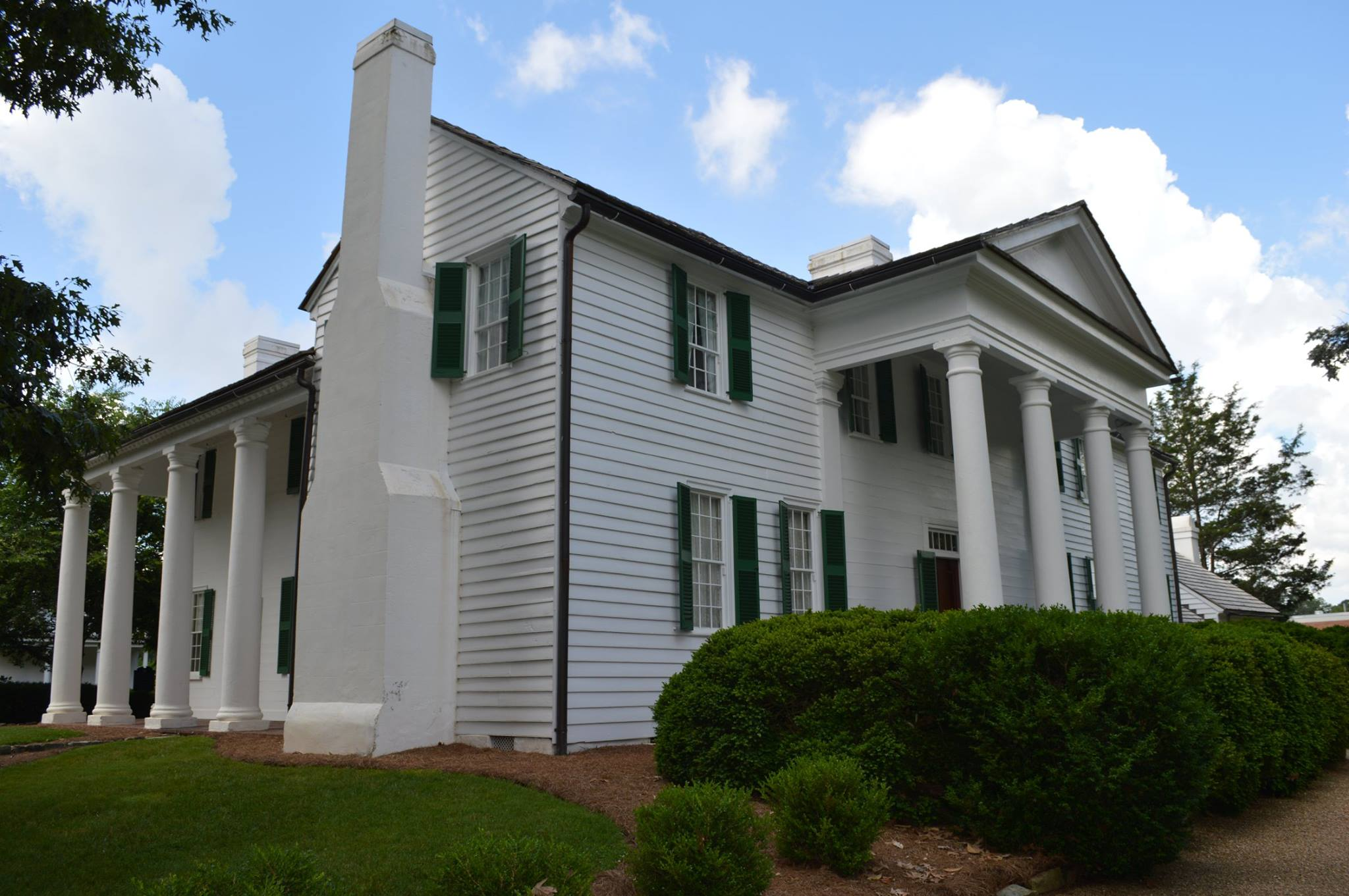 Fort Hill: National Historic Landmark