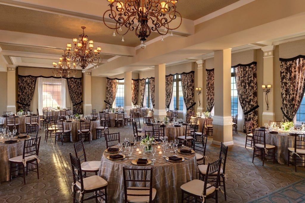 King Charles Ballroom--extravagant interior design