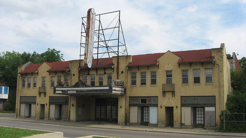 The Rivoli Theater today