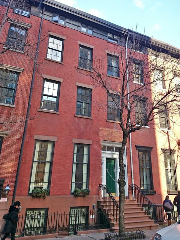 Window, Neighbourhood, Facade, Brick