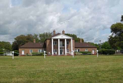 Fort Johnston Museum exterior