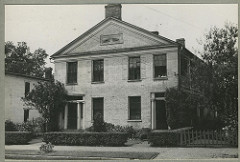 The original Charles Bosworth House
