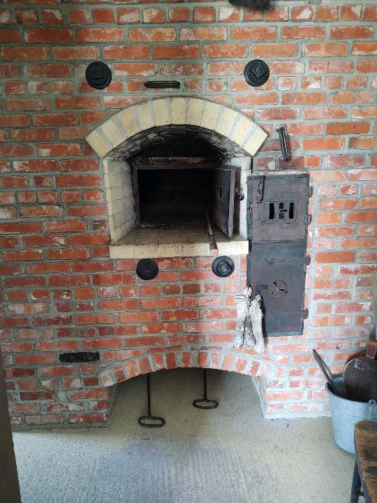 Bake oven in Bakery