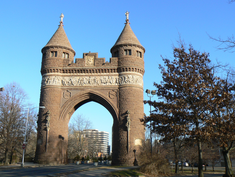 Soldier & Sailors Memorial Arch