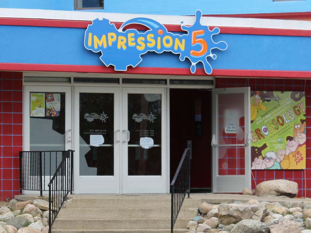 Impression 5 Science Center has been educated children in Lansing, Michigan since 1972.