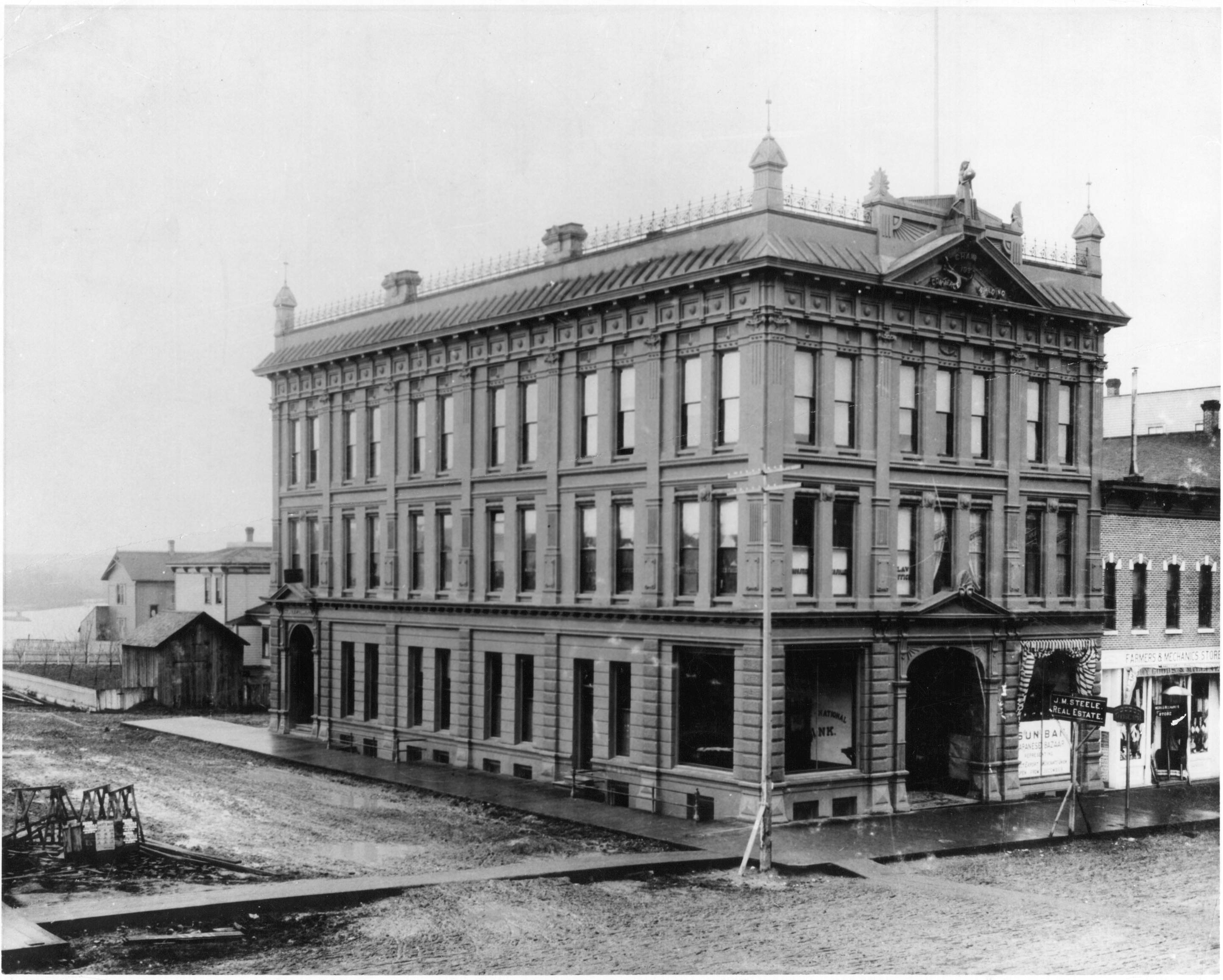 Tacoma Chamber of Commerce (1885)
