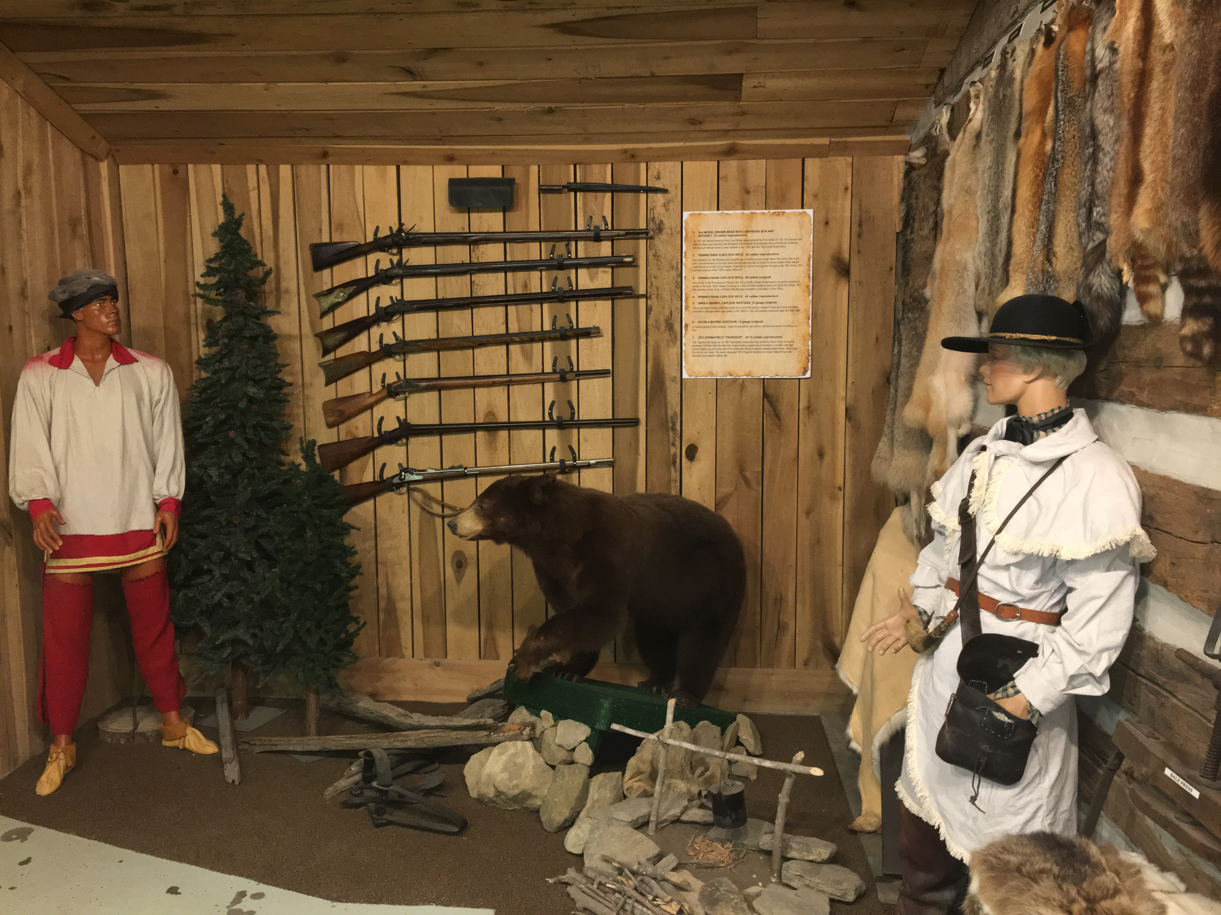 The fur trade of the 1600s and 1700s was the first major industry to develop in what is now the United States.