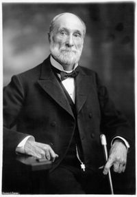 Photograph of Patterson