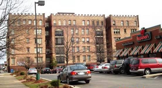 Photo of the Emmons apartments circa 2006, photo courtesy of Patrick Morris.