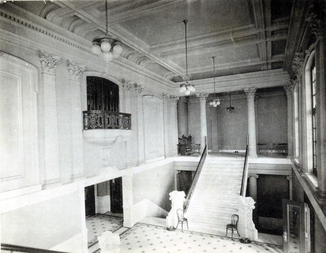 Goodwyn Foyer