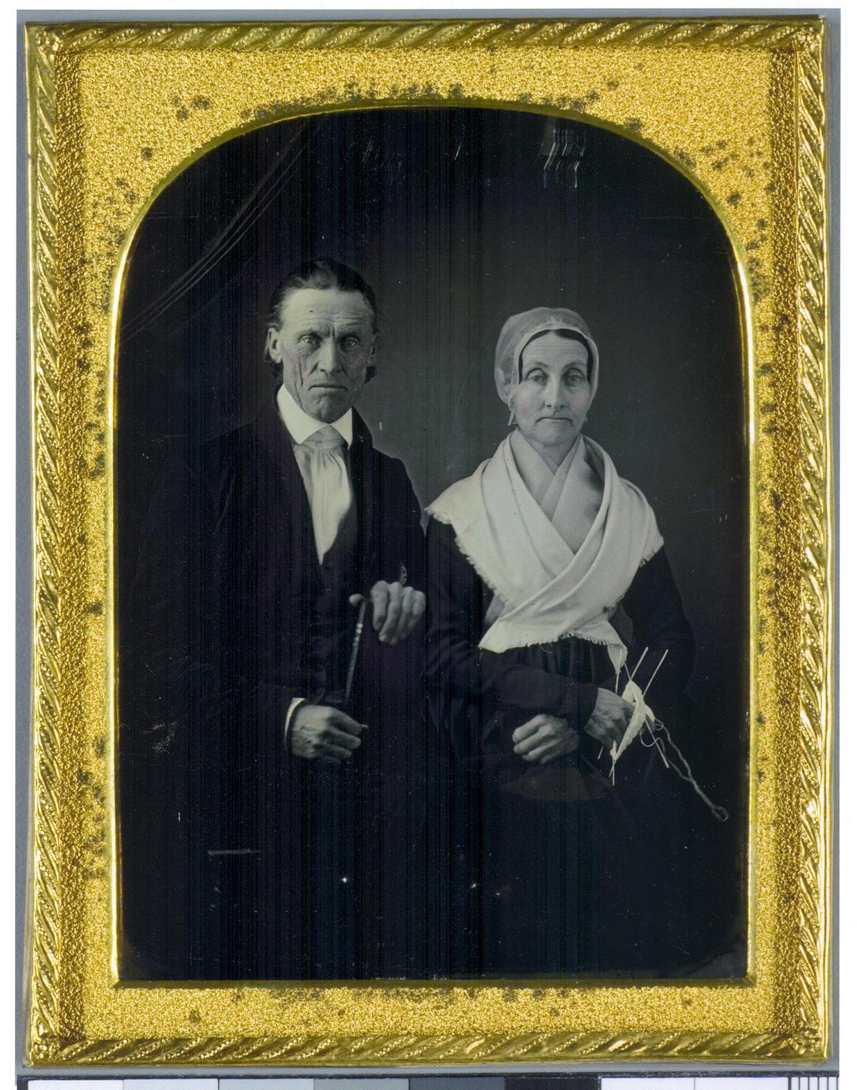Rowland Thomas Robinson and his wife, Rachel, harbored dozens of fugitive slaves at Rokeby.