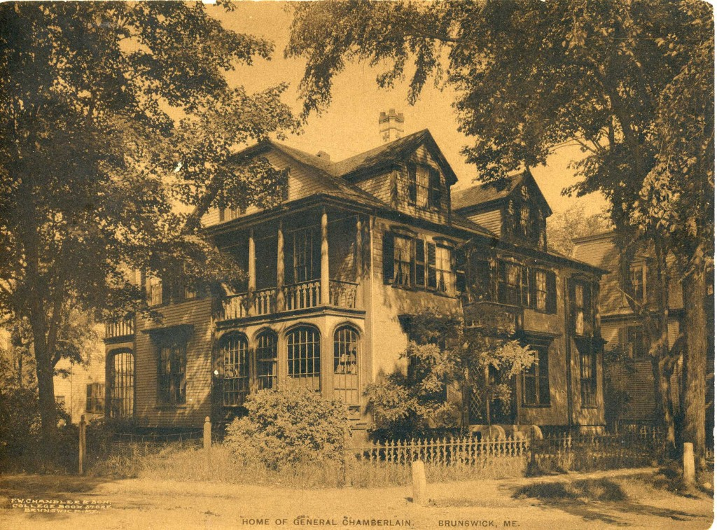 Joshua Chamberlain House
