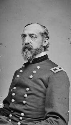 Major General George G. Meade (Library of Congress)