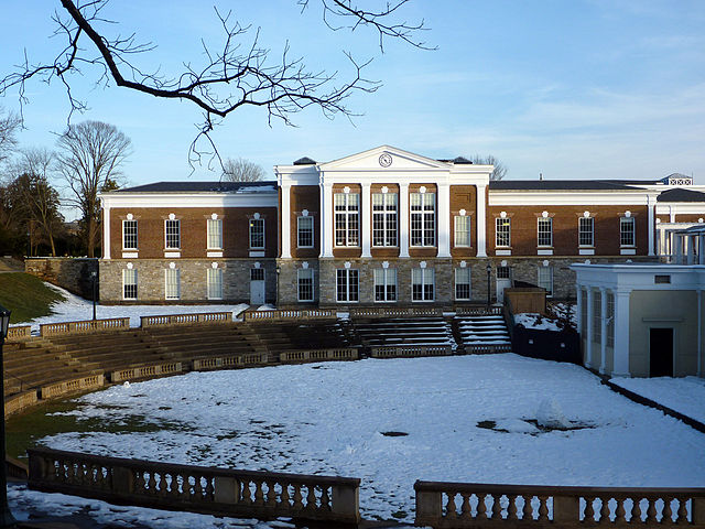 Cocke Hall & Amphitheatre