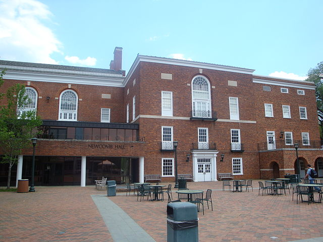 Newcomb Hall in 2009