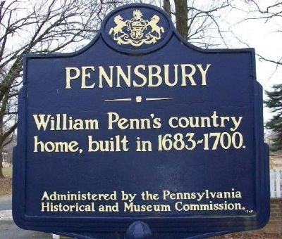 This marker was dedicated in 1948 by the Pennsylvania Historical and Museum Commission.