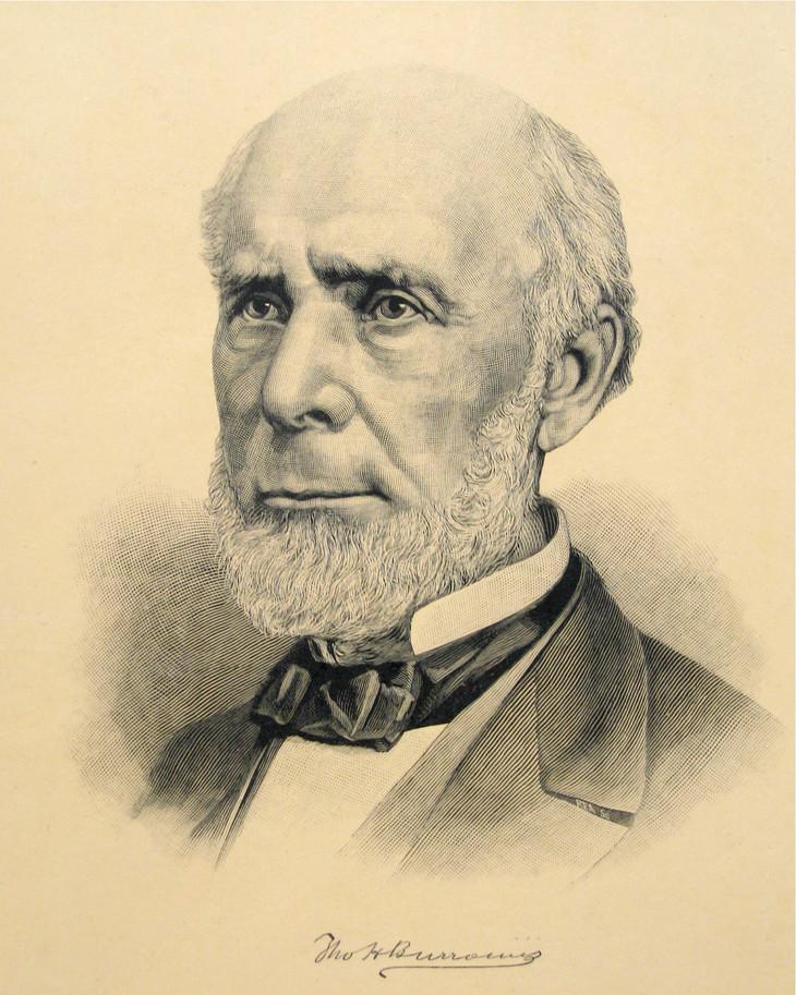 Thomas Henry Burrowes