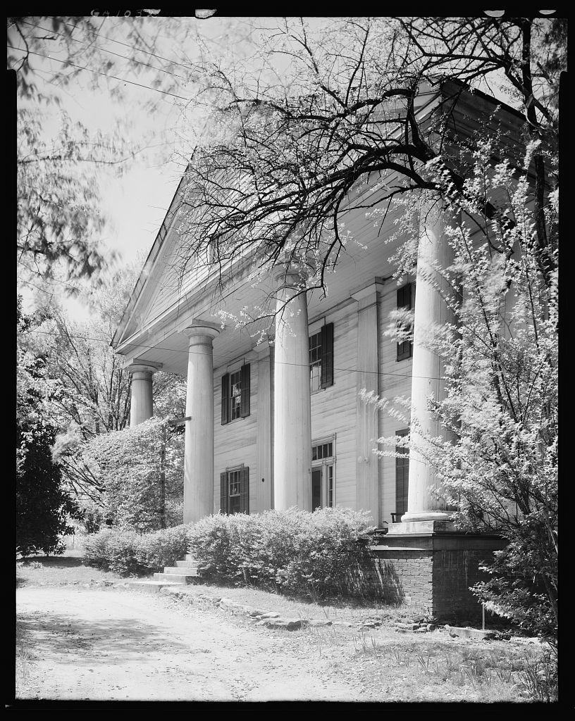 Bulloch Hall, ca. late 1930s