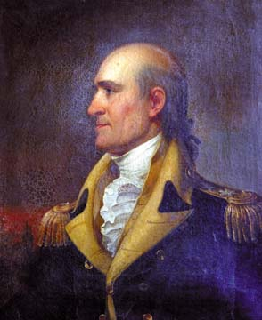 A picture of General Edward Hand.