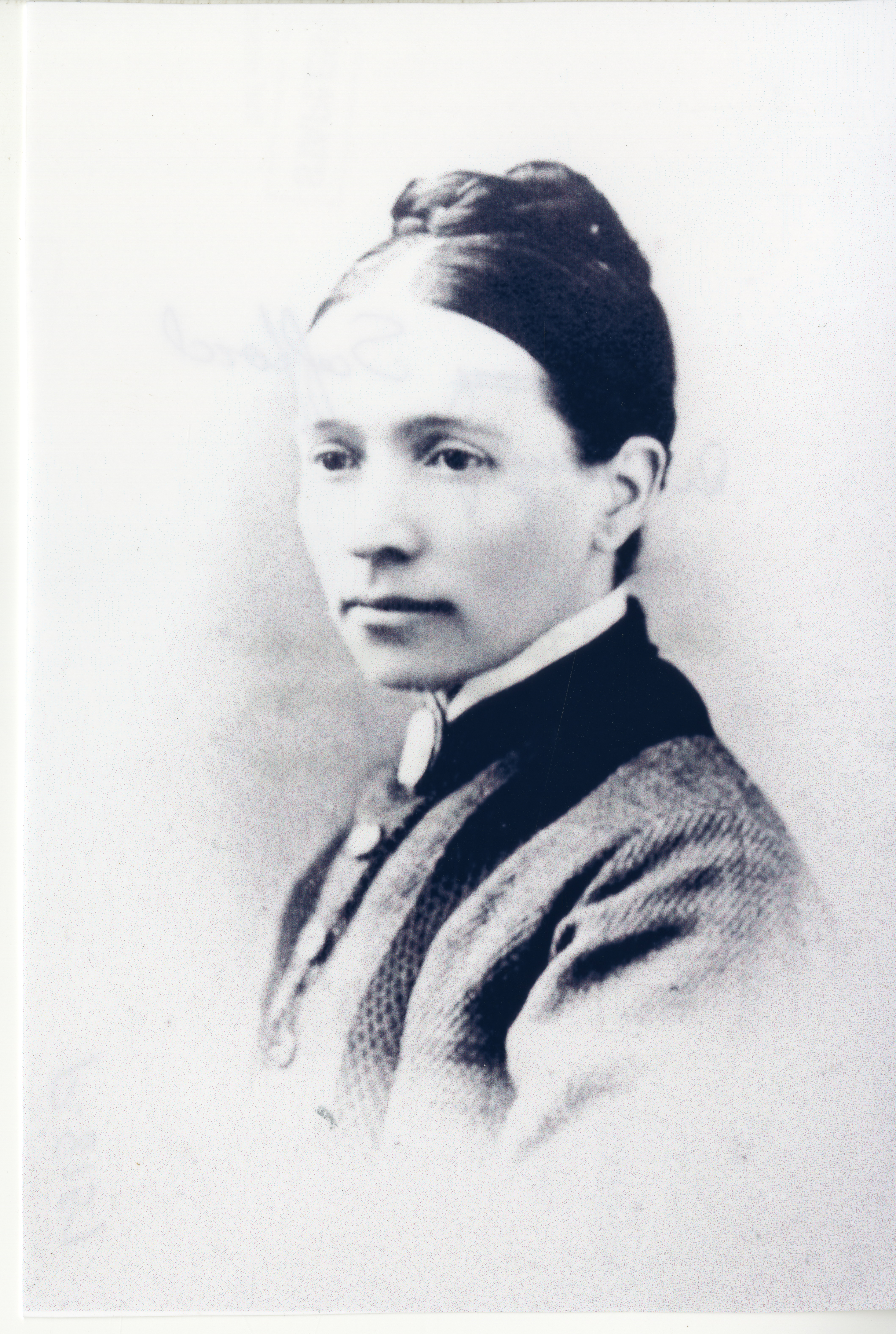 Dr. Mary Safford, circa 1880. Dr. Safford served as a nurse in the Civil War, and later became a physician. When she moved to Tarpon Springs to live with her brother, Anson Safford, in 1880, she became the first physician in Tarpon and the first academically trained physician in Florida.