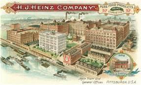 J.H. Heinz Company Vintage Artwork