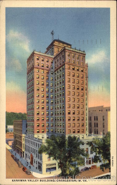 The Kanawha Valley Building