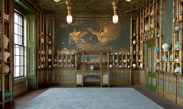 James McNeill Whistler's Peacock Room