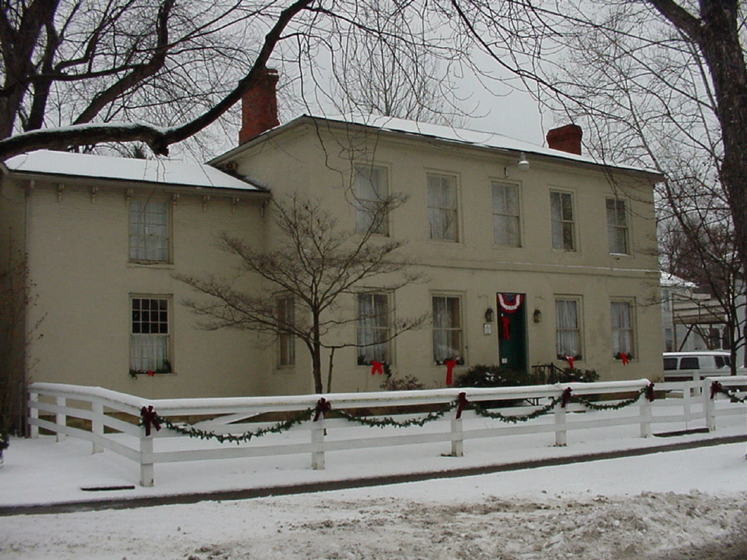 The Henry Fearing House.