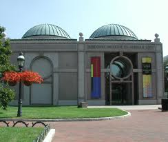 National Museum of African Art front view.