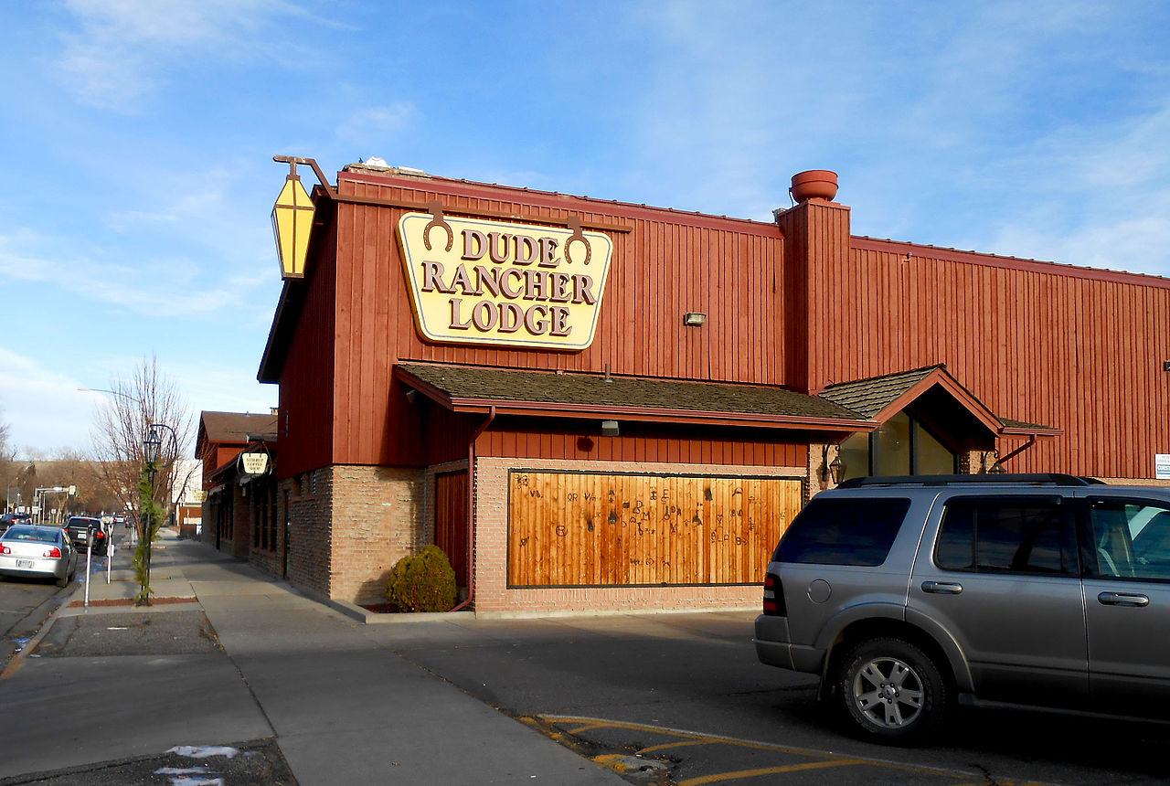 The Dude Rancher Lodge was built in 1950 and has remained a unique destination in Billings.