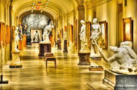 Interior, Smithsonian American Art Museum