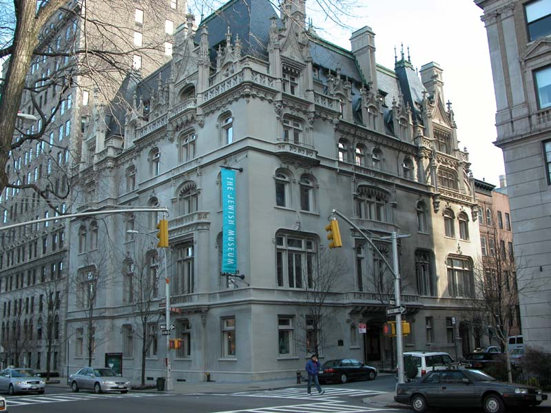 The Jewish Museum of New York opened in 1904 and is the oldest museum dedicated to Jewish history in the country.