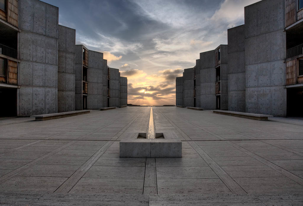 The Salk Institute was established in 1960 and is named after virologist and medical researcher Jonas Salk.