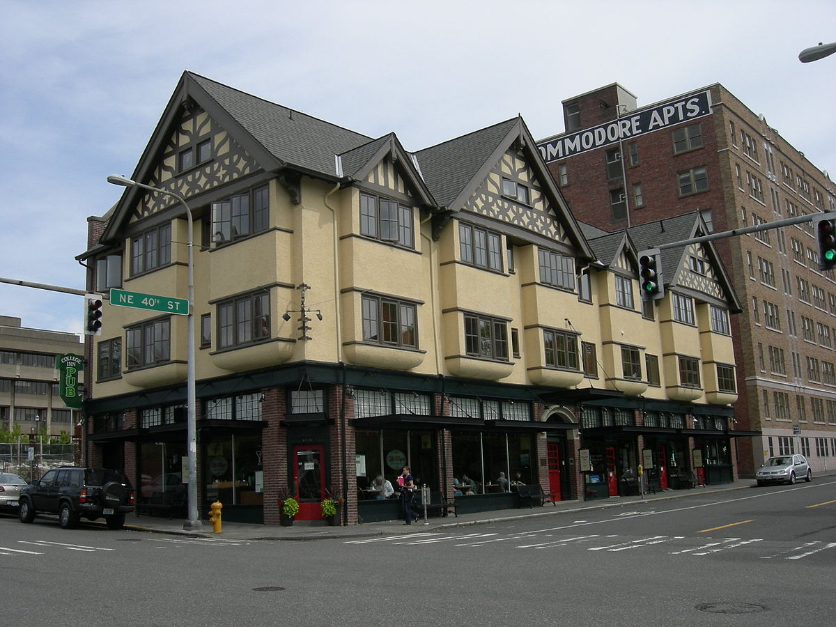 Source: https://upload.wikimedia.org/wikipedia/commons/thumb/1/1b/Seattle_-_College_Inn_05.jpg/1200px-Seattle_-_College_Inn_05.jpg