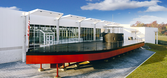 The USS Monitor Center