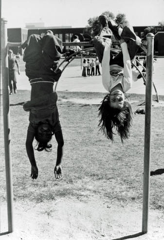 Playground (photo from Boise State Special Collections)