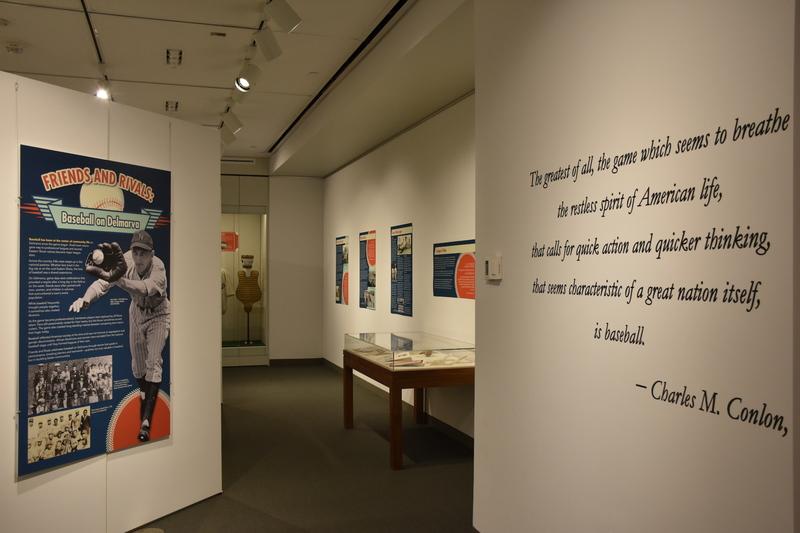 Friends and Rivals: Baseball on Delmarva